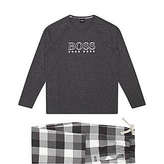Cosy Long Loungewear Set
