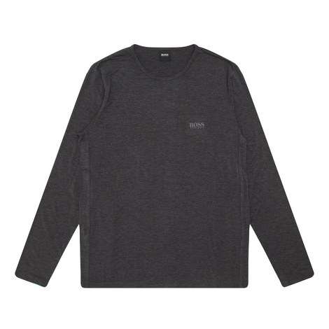 Crew Neck Thermal T-Shirt, ${color}