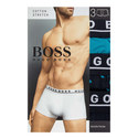 Three-Pack Cotton Stretch Trunks, ${color}