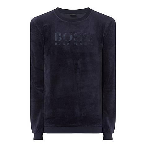 Velour Sweatshirt, ${color}