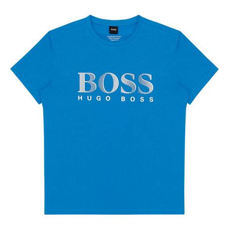 3D Logo Crew Neck T-Shirt, ${color}