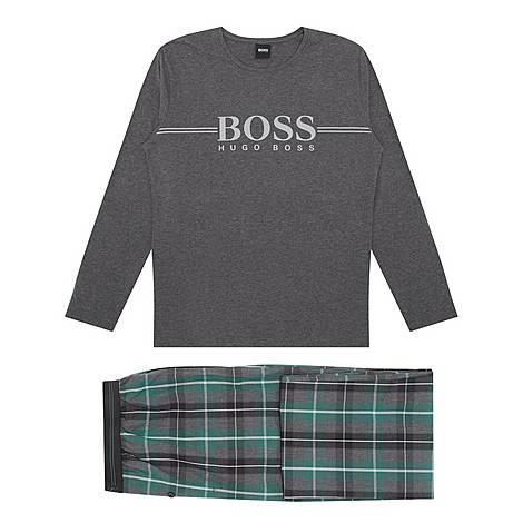 Urban Long Pyjama Gift Set, ${color}