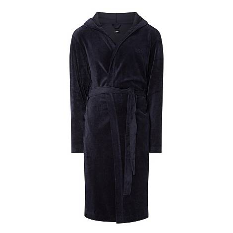 Velour Robe, ${color}