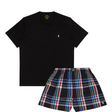 Plaid Sleep Shirt Gift