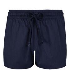 Moorea Solid Swim Shorts