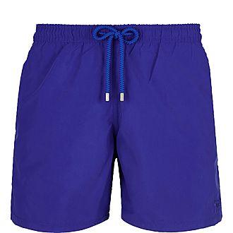 Crab Print Swim Shorts