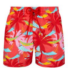 Moorea Ibiza Print Swim Shorts