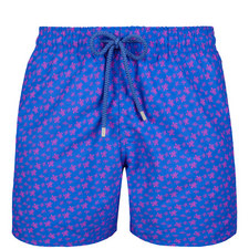 Moorea Micro Ronde Turtle Swim Shorts