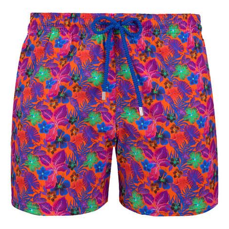 Moorise Porto Rico Print Swim Shorts, ${color}