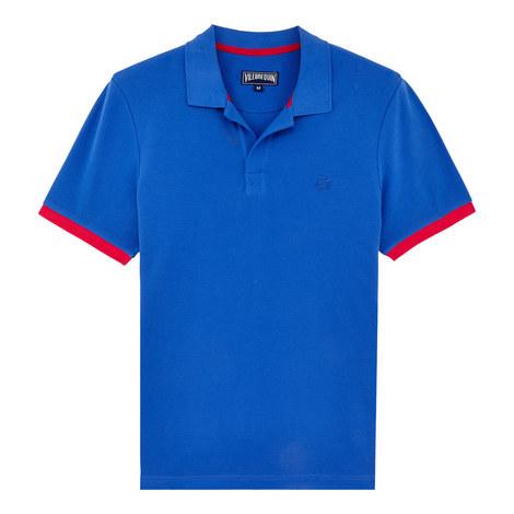 Palatin Cotton Polo Shirt, ${color}