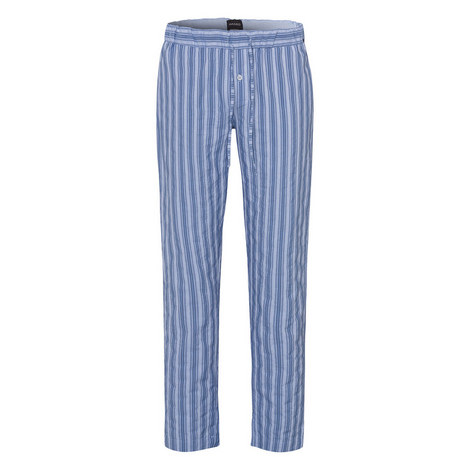 Night and Day Striped Pyjama Bottoms, ${color}