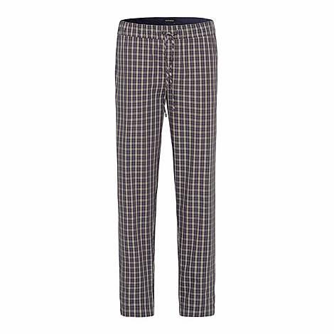 Check Woven Night & Day Pyjama Bottoms, ${color}