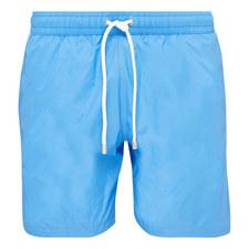 Plain Quick Dry Swim Shorts