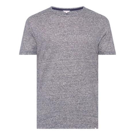 Linen Striped T-Shirt, ${color}