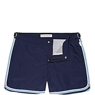 Bulldog Setter Binding Swim Shorts