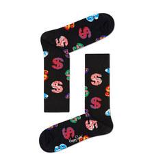 Dollar Print Socks