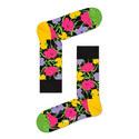 Flower Print Socks, ${color}