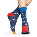 Axe Pattern Socks, ${color}