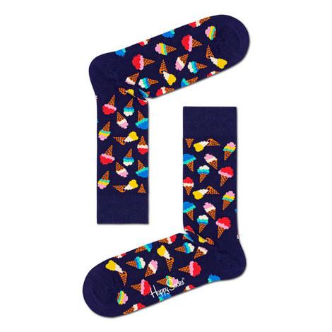 Ice Cream Socks, ${color}