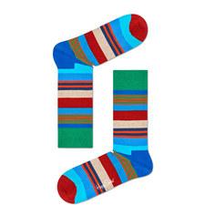 Multi-Stripe Socks