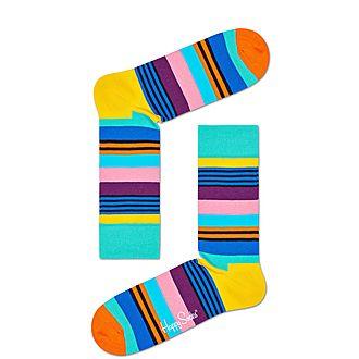Bright Stripe Socks