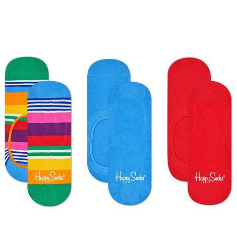 3-Pack Liner Socks, ${color}