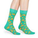 Pizza Junk Food Socks, ${color}