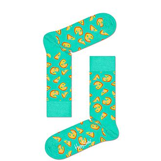Pizza Junk Food Socks