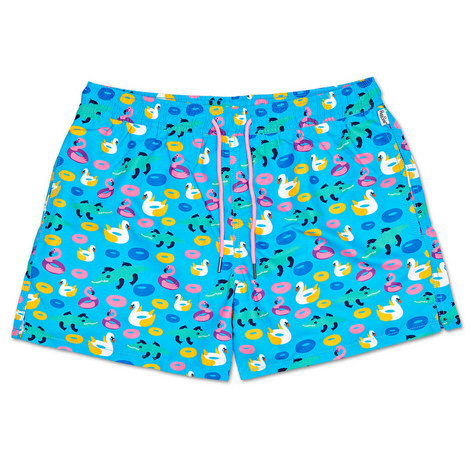Pool Party Swim Shorts, ${color}