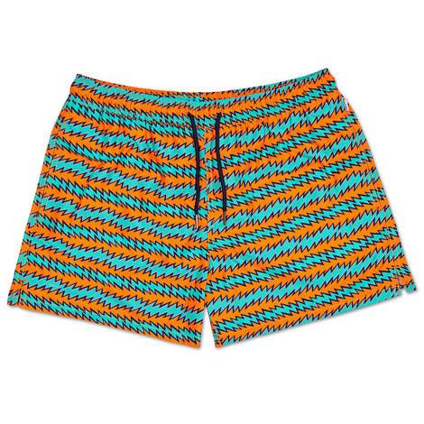 Rock & Roll Swim Shorts, ${color}