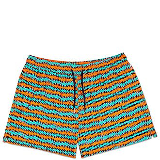 Rock & Roll Swim Shorts