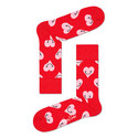 Smiley Heart Socks, ${color}