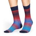 Sunrise Stripe Socks, ${color}