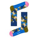 Kalifa Print Socks, ${color}