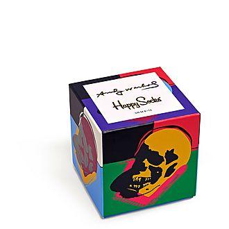Three-Pack Andy Warhol Socks