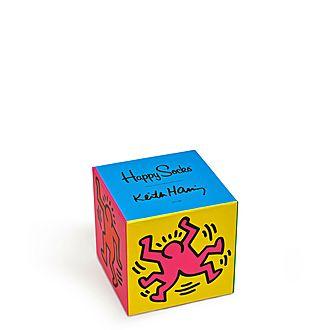 Three-Pack Keith Haring Sock Box Set