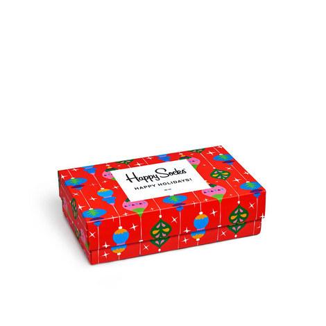 Retro Christmas Gift Box, ${color}