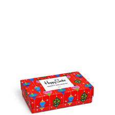 Retro Christmas Gift Box