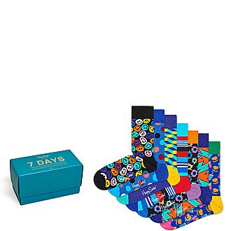 7 Days Multi-Pack Socks