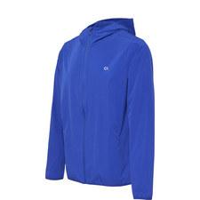 Zip-Through Logo Jacket