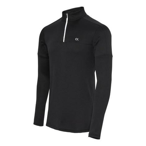 Performance Half-Zip Sweatshirt, ${color}