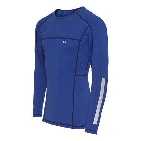 Long Sleeve Compression T-Shirt, ${color}