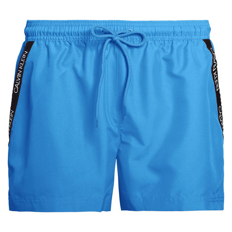 Side Tape Swim Shorts, ${color}