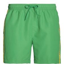Logo Side Swim Shorts