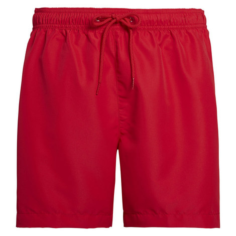 Logo Side Swim Shorts, ${color}