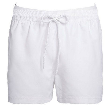 Double Waistband Swim Shorts, ${color}