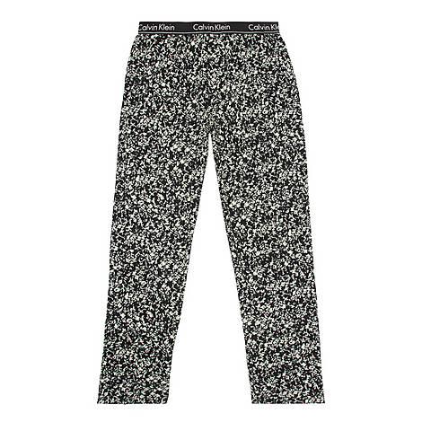 Woven Pyjama Bottoms, ${color}