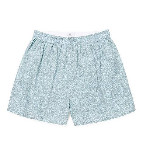 Woven Liberty Boxer Shorts, ${color}
