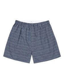 Squares Woven Boxers