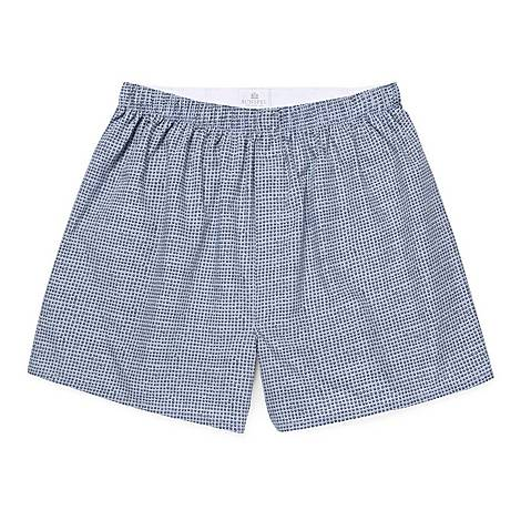 Geo Plant Woven Boxers, ${color}